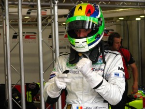 Mihai Marinescu, locul doi la Silverstone!