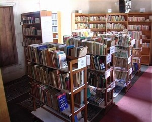 Nocturna bibliotecilor la Braşov