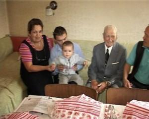 Un CFR-ist braşovean a fost sărbătorit la 100 de ani