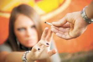 Riscurile fumatului, prezentate la Coresi de Ziua Mondială Fără Tutun