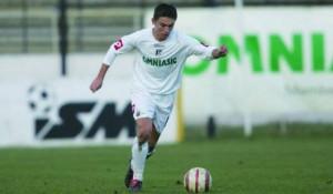Raul Ciupe, ultima achiziţie a lui FC Braşov