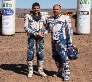 Prima etapă Dakar: Gyenes, locul 38, Marcel Butuza, locul 118