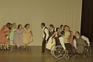 Eveniment dedicat persoanelor cu dizabilități din Brașov
