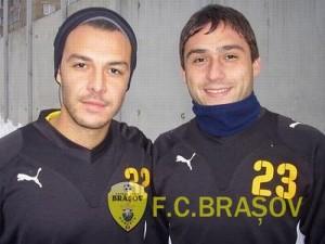 Blaze Ilijoski și Davide Dias, la FC Brașov