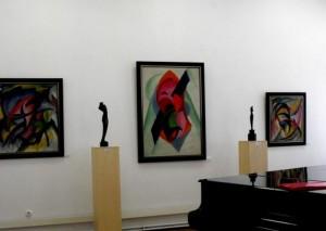 Război deschis cu picturile lui Teutsch în lumea speculanților operelor de artă