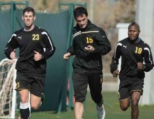 Adrian Borza a semnat cu FC Brașov. Galben-negrii pleacă în Sloveia