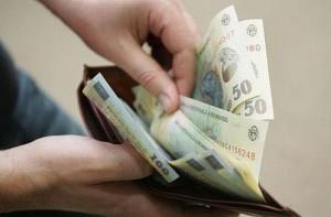 Câștigul salarial mediu net a crescut în iulie