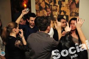 Seară de rock și blues în Social Pub
