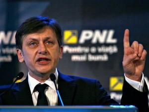 PNL Brașov votează cu Crin Antonescu
