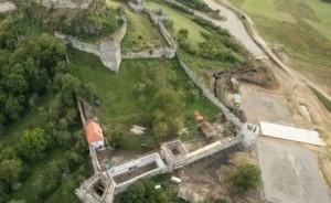 Descoperiri arheologice la Cetatea Rupea