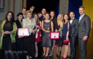 Hospice Casa Speranței, premiată pentru două decenii de activitate în România