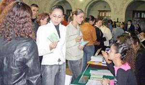 Bursa locurilor de muncă la Brașov