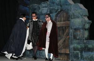 Rigoletto, un nou spectacol de excepție pe scena Operei Brașov