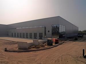 Belgienii vor un parc industrial la Brașov