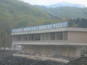 Stadionul de cinci stele, doar o promisiune electorală neonorată a primarului George Scripcaru