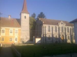 Merită vizitată: Biserica evanghelică luterană de la Șercaia