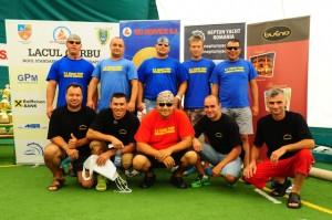 FOTOGALERIE Brașovenii din echipa României, campioni mondiali la pescuit crap!