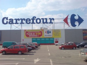 Carrefour deschide un nou supermarket la Onix