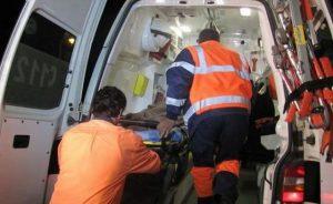 Accident de muncă la o firmă din Cristian. Un bărbat a căzut de la înălțime
