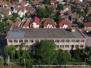 Scrisoarea cititorului: Salvăm fațada Colegiului Dr. Ioan Meșotă?