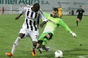 FC Brașov a pierdut și partida cu Astra Giurgiu: 2-1