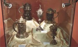 Expoziţie cu vânzare de piese din argint, la Galeriile Corona