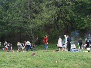 Locuri de picnic amenajate la Făgăraș și Râșnov
