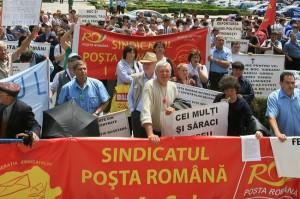 Poștașii se pregătesc de proteste
