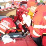 Accident grav pe DN13. O persoană a decedat