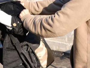 Tâlhar prins de un polițist aflat în timpul liber