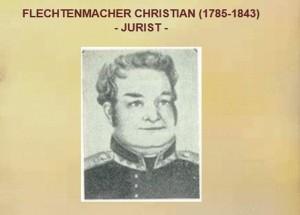 227 de ani de la nașterea lui Christian Flechtenmacher