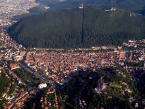 Brașovul, cel mai curat oraș din România