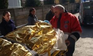 Un bărbat din Făgăraș și-a dat foc și a decedat!