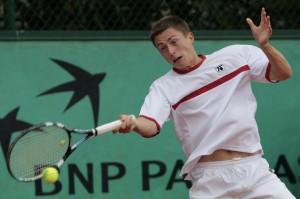 Victor Crivoi a câștigat titlul turneului ITF Futures de la Brașov