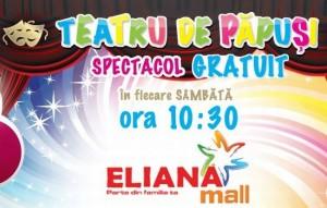 Teatru de păpuși la Eliana Mall (P)