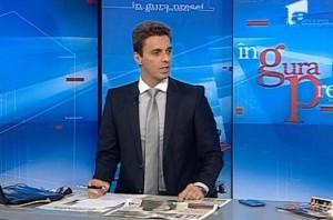 Mircea Badea, enervat de aglomeraţia de pe DN 1