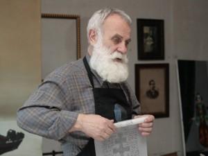 """Artist brașovean la București: """"Stejar pentru Rege – Flori pentru Regină"""""""