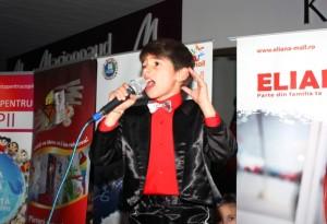 Eliana Mall susţine copiii talentaţi!