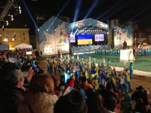 Brașovul cere sprijinul Parlamentului European pentru organizarea Jocurilor Olimpice din 2020