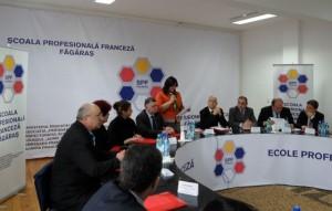 Școală profesională franceză la Făgăraș