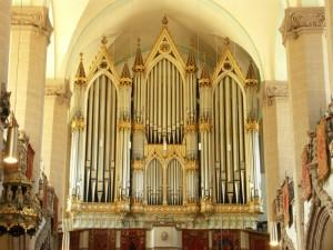 Biserica Neagră deschide stagiunea estivală de concerte de orgă