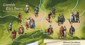 Agenţia Metropolitană vă invită la o nouă serie din Legendele Ţării Bârsei
