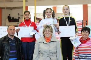 Două medalii de aur pentru Brașov la campionatul national de atletism pentru copii