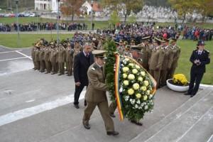 FOTOGALERII Ceremonii de Ziua Eroilor în județul Brașov