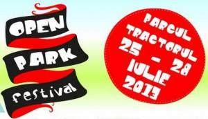 """""""Open Park Festival"""" în Parcul Tractorul!"""
