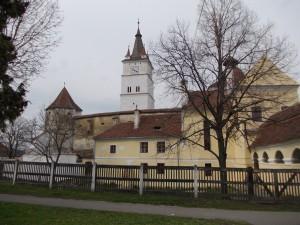 Cristian Țopescu, ambasador cultural al Bisericilor fortificate din Transilvania