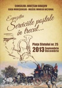 """Expoziție: """"Serviciile poştale în trecut"""""""