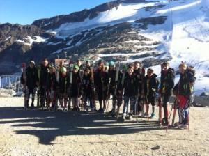 Schiorii de la Corona se antrenează în Austria