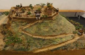 Cetatea Braşovia a fost reconstruită în miniatură şi poate fi admirată de turişti