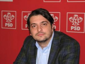 Tineretul PSD-ist face o hartă umană a României de 1 Decembrie